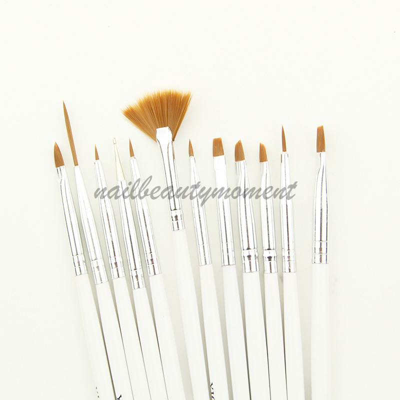 Nail Art Manicure Beauty Care Gel Painting Brush Tool (B006)