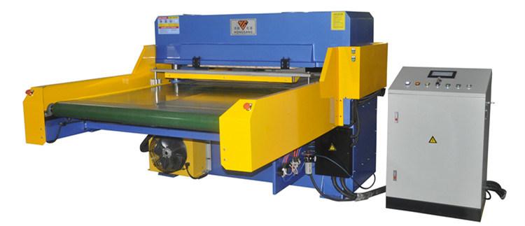 rolling die cutting machine