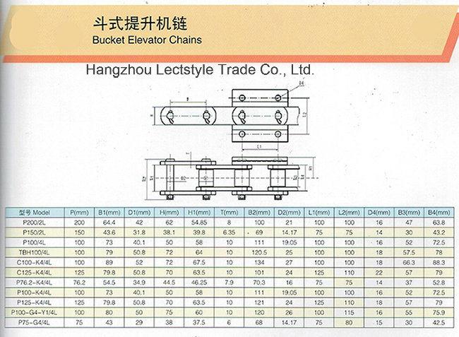 china p150 2l p200 2l p100 4l p100 k4 4l steel bucket