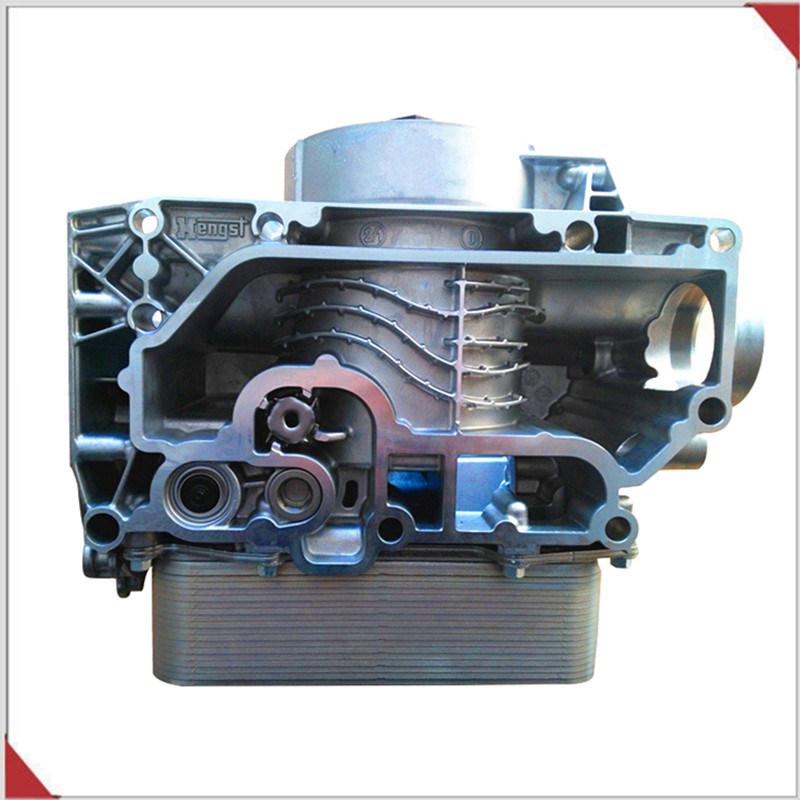 china deutz diesel engine parts oil cooler box 04905489. Black Bedroom Furniture Sets. Home Design Ideas