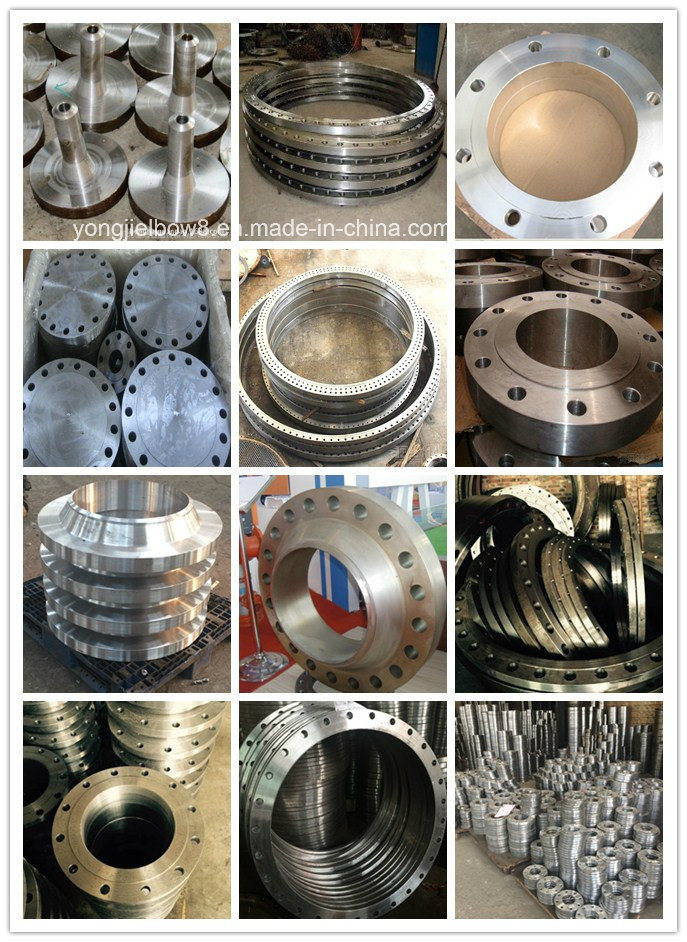 A403 Stainless Steel Weld Neck Flat Flange