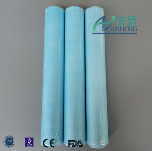 China Disposable Bed Sheet Rolls Massage Table Couch