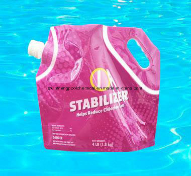 China Swimming Pool Chemicals Stabilizer Cyanuric Acid China Stabilizer Cyanuric Acid