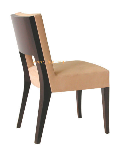 (CL-1122) Classic Hotel Restaurant Dining Furniture Wooden Dining Chair