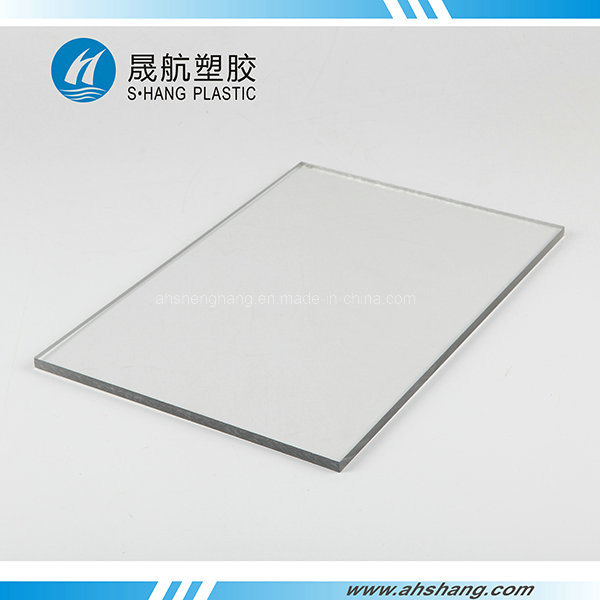 China Lexan Bayer Polycarbonate Plastic Solid Roof Plate