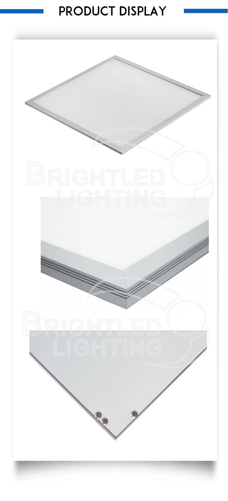 Super Bright 600*600mm LED Ceiling Down Panel Light