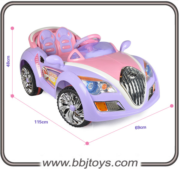 R/C Electric Ride on Toy Car (BJ5659)