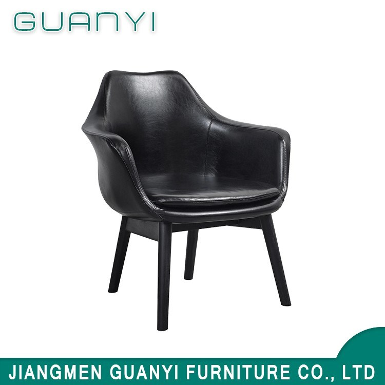 chinese genuine leather dining room chair - china living room