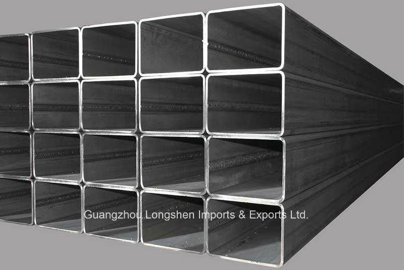 tube carr en acier galvanis lamin chaud tube carr. Black Bedroom Furniture Sets. Home Design Ideas