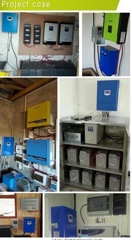 5kw-20kw on Grid Wind Turbine Inverter Ce Certificate