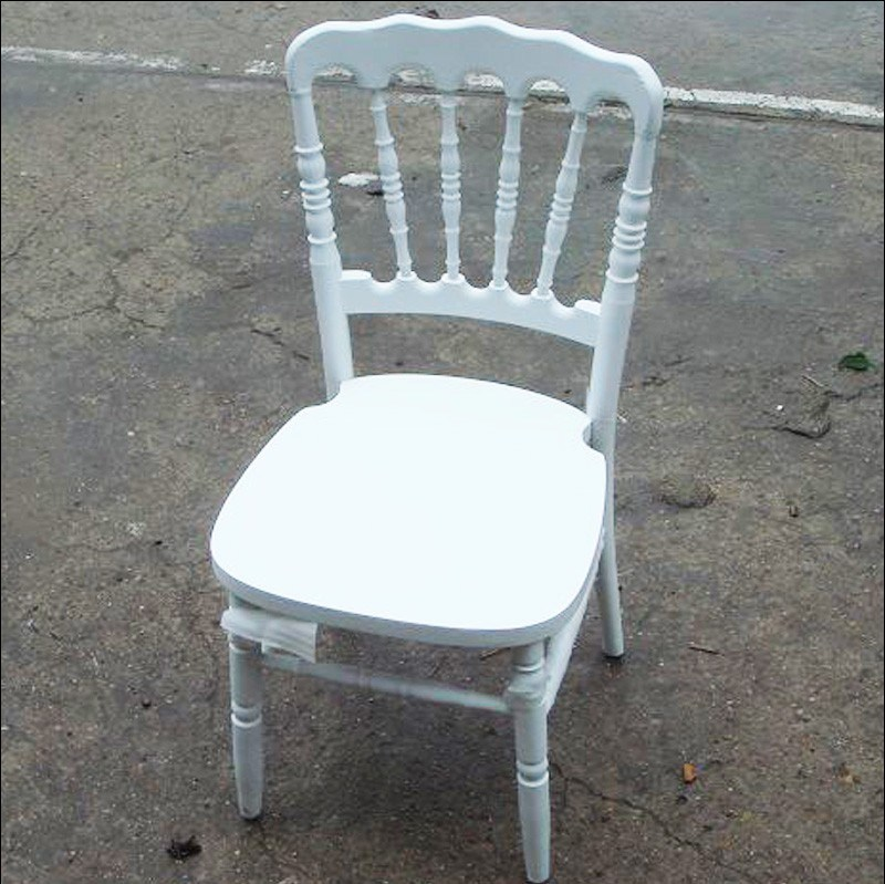 Sedie di legno bianche del napoleon wn001 sedie di for Sedie di legno bianche