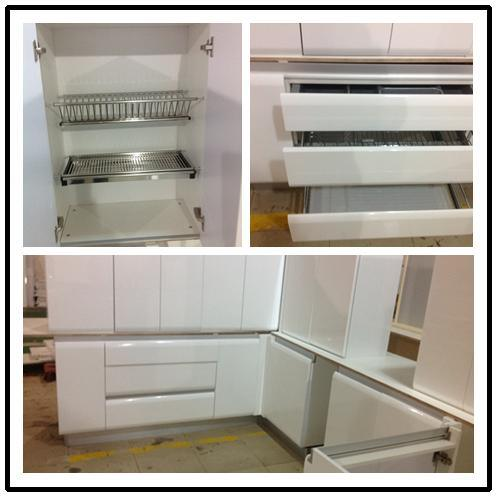 China classical melamine kitchen cabinet china kitchen for A z kitchen cabinets ltd
