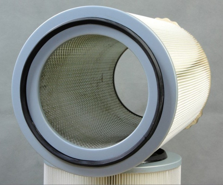China Filter Cartridge For Powder Coating Spray Booth