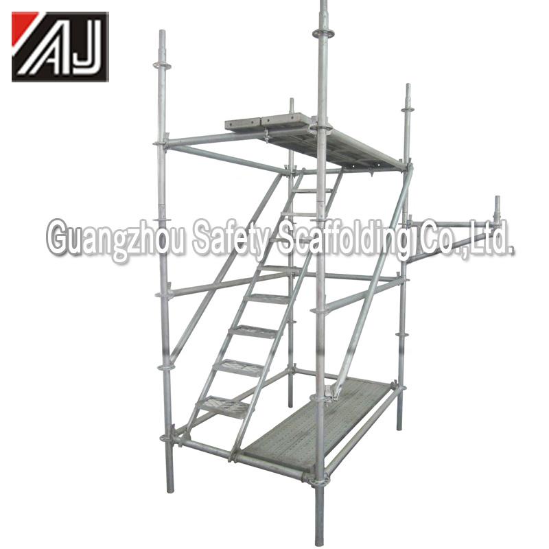Galvanized Steel Scaffolding : China galvanized metal scaffolding plank for sale