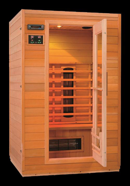 china healthy far infrared mini sauna cabin for 1 person. Black Bedroom Furniture Sets. Home Design Ideas