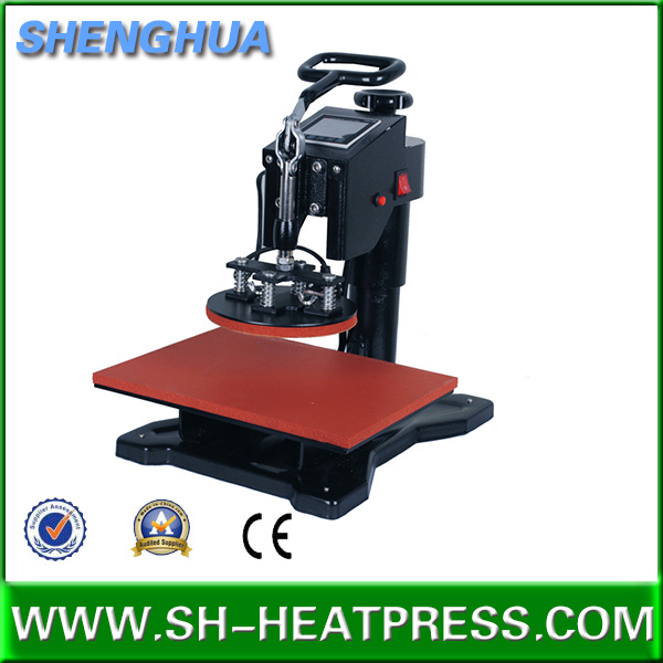 combo heat press machine instructions