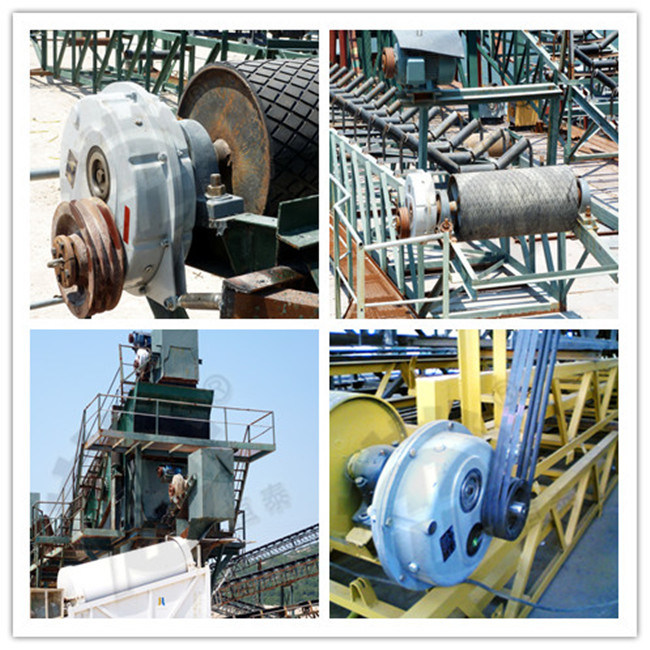 Inlined Basalt Conveyor Transmission Shaft Mounted Speed Reducer
