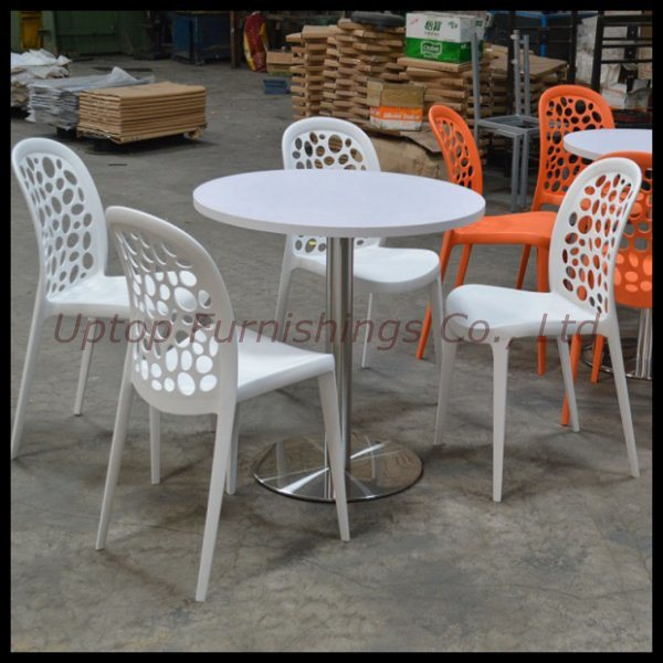 China wholesale modern plastic cafe restaurant canteen for Cheap cafe furniture