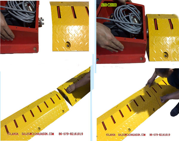 Automatic Spike Barrier/Tyre Killer Auto-Msh100