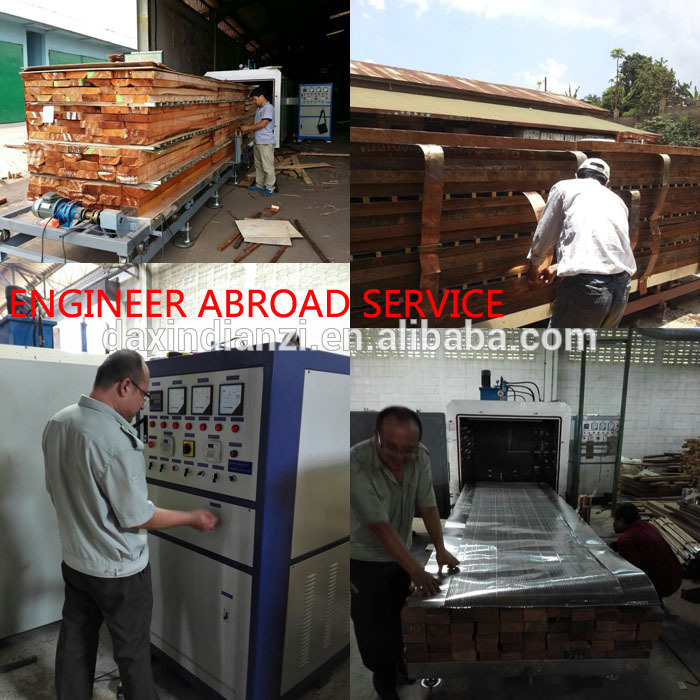 High Quality Wood Drying Machinery, High Frequency Vacuum Timber Dryer ...