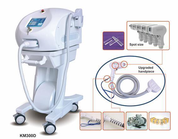 el blanco de epilator el pelo del laser de epilation quita niza laser del diodo de epilator el. Black Bedroom Furniture Sets. Home Design Ideas