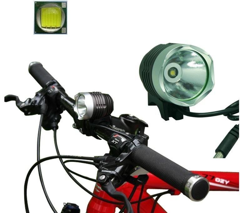 Luz Led Bicicleta 1800 Lumens