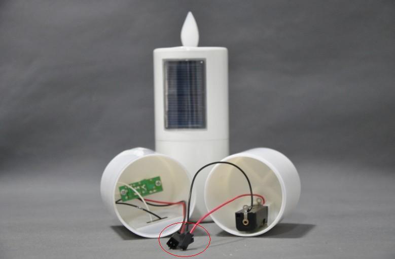 lumi re solaire de cimeti re bougie comm morative solaire pro s02 lumi re solaire de. Black Bedroom Furniture Sets. Home Design Ideas