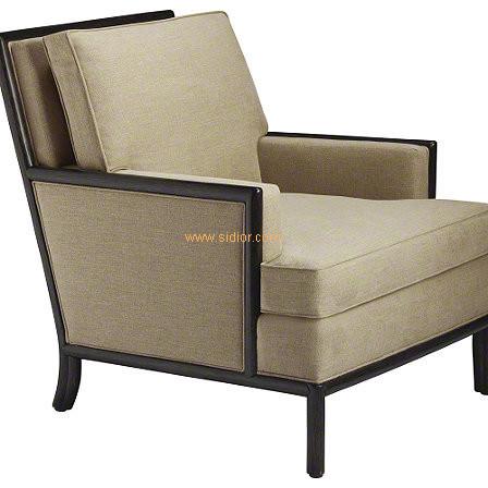 (CL-2221) Antique Hotel Restaurant Room Furniture Wooden Leisure Arm Chair