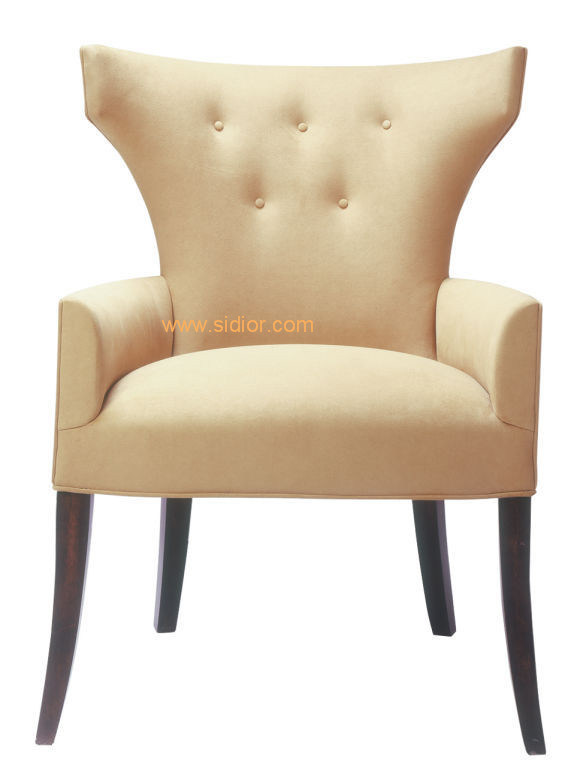 (CL-1110) Luxury Hotel Restaurant Dining Furniture Wooden Dining Chair