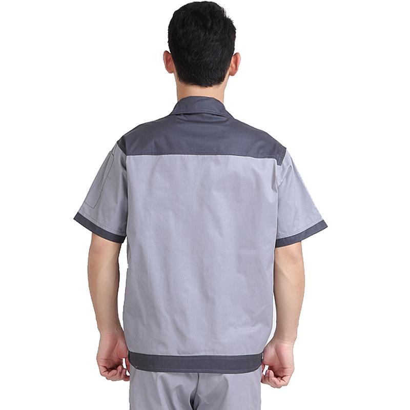 Oem workwear hombres uniforme de ropa de trabajo barata for Cheap workout shirts mens