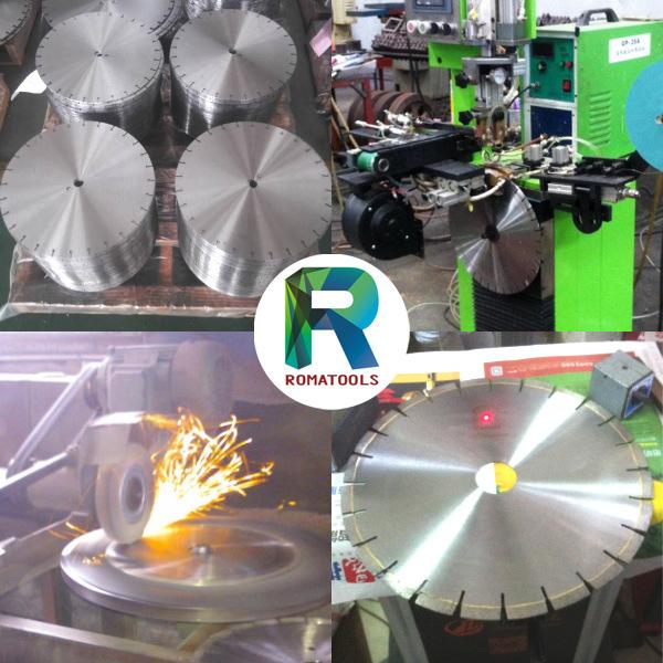 Romatools Diamond Saw Blades for Ceramic, Porcelain