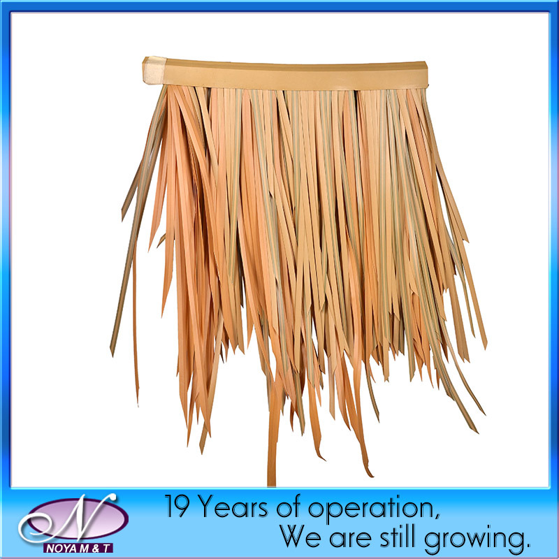 High Quality Artificial Simulation Thatched Roof Tile for Decorative