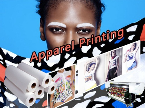 applications of sublimation paper