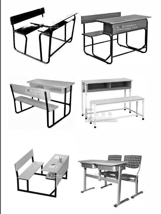 Tudiant desk et chair school table et chair school for Meuble bureau etudiant
