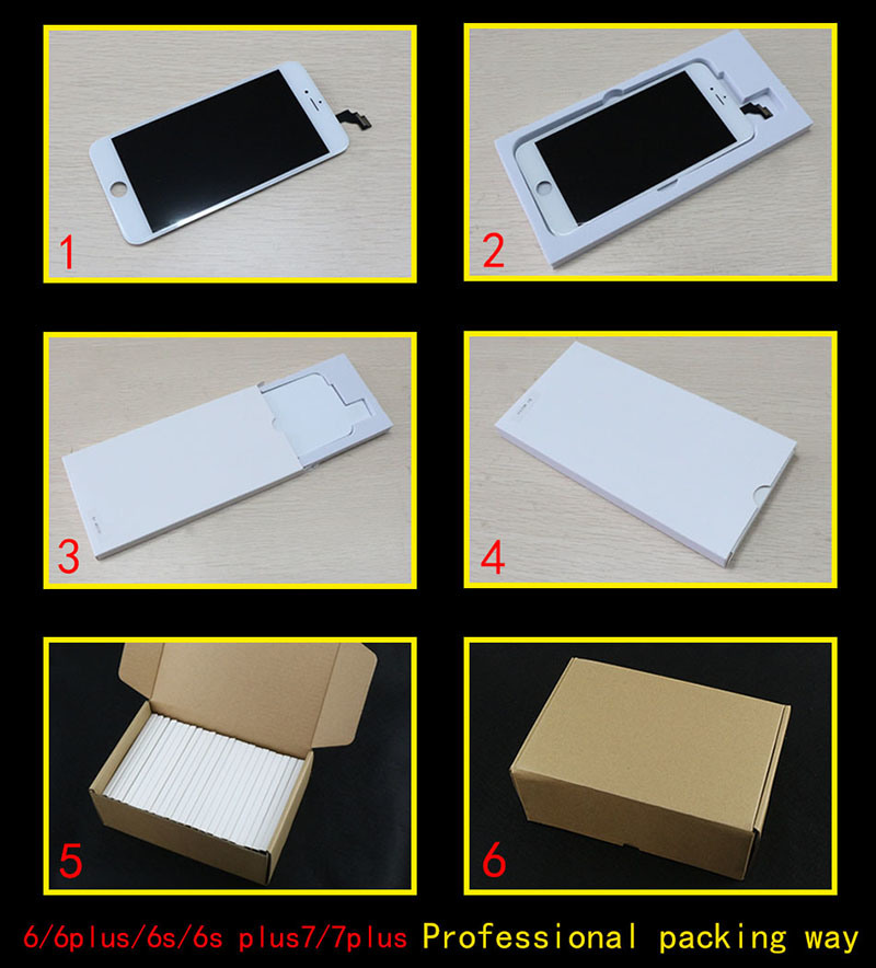 Original Mobile Assembly LCD for iPhone 6p