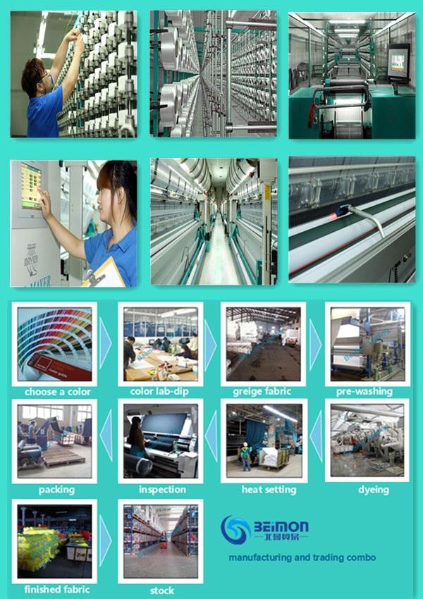 Popular 100%Polyester Printed Organza Cloth Fabric