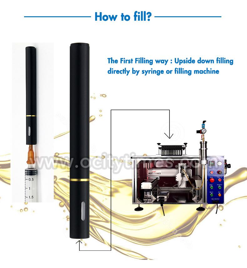 China Juju Joint Disposable E Cig Vape Pen Fillable