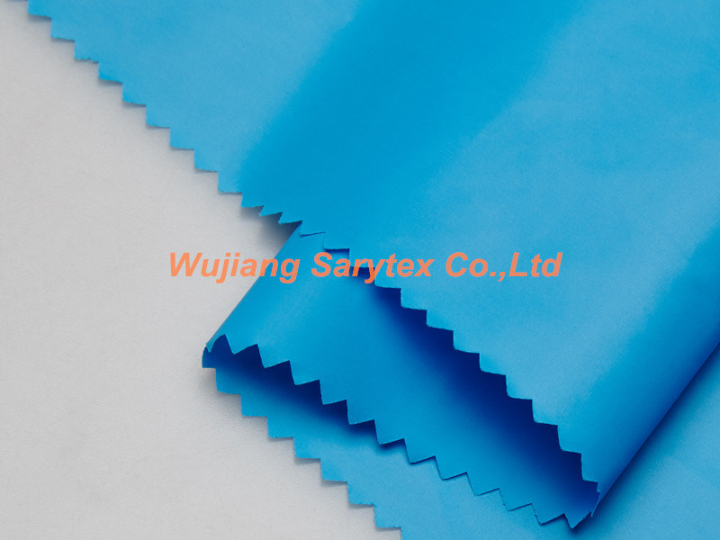 C1092/1 Outdoor Down Waterproof Nylon Fabric for Down Jacket Fabric and Sleeping Bag