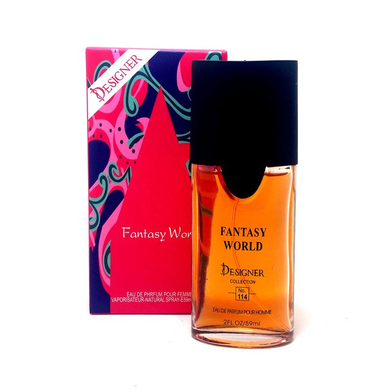 designer parfums ltd 57av  Designer Perfume, Fantasy World Perfume for Woman