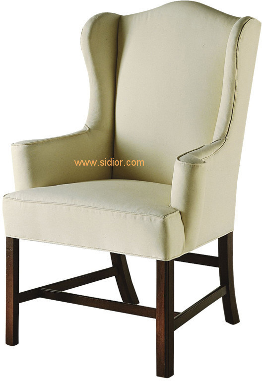 (CL-1105) Luxury Hotel Restaurant Dining Furniture Wooden Dining Chair