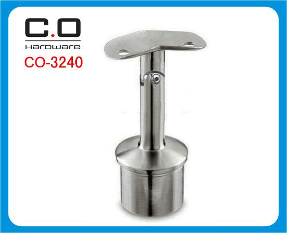 China stainless steel adjustable pipe holder bracket