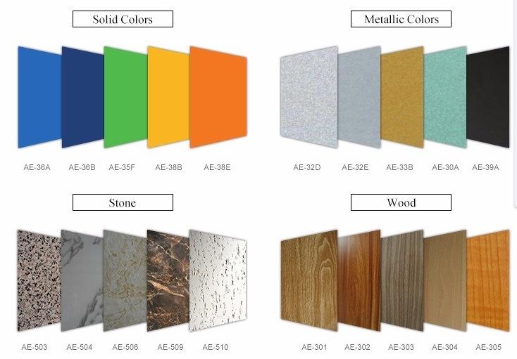 Ideabond PVDF/PE Color Coated Aluminum Coil