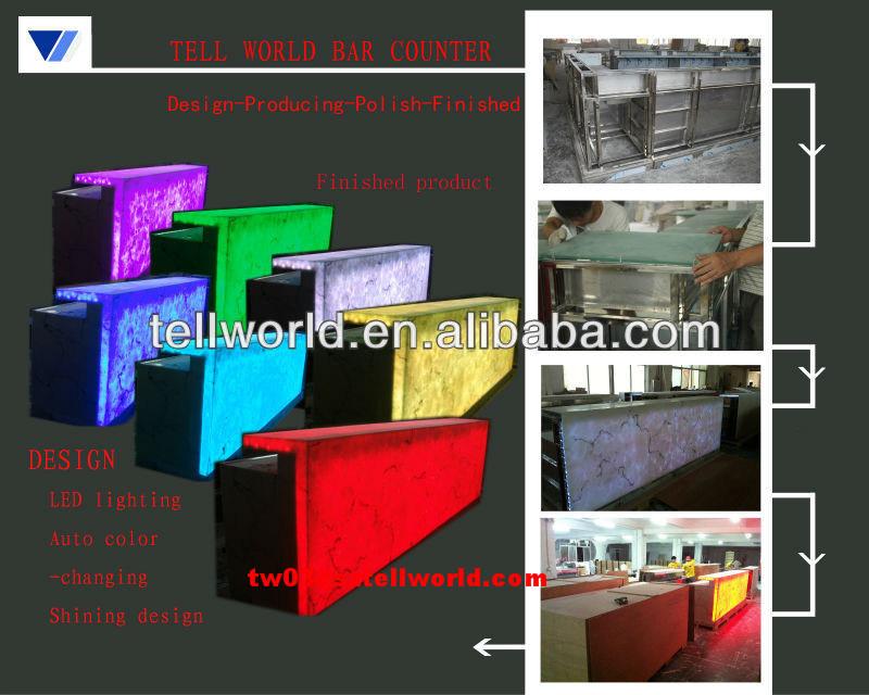 Medidor de barra redonda de superf cie de pedra artificial for Oq e mobilia