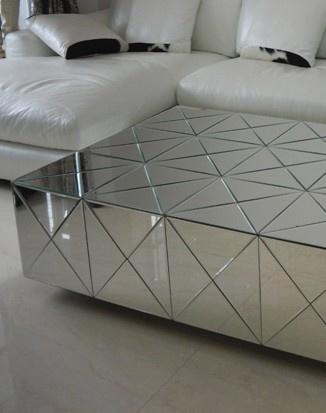 Wohnzimmer Einrichtung Wohnwand Glas