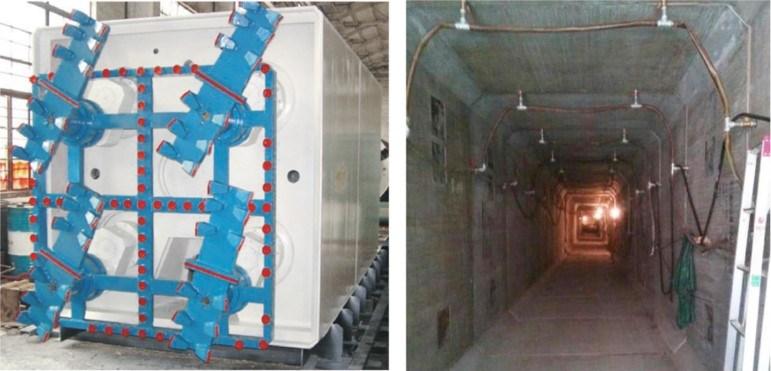 microtunneling boring machine