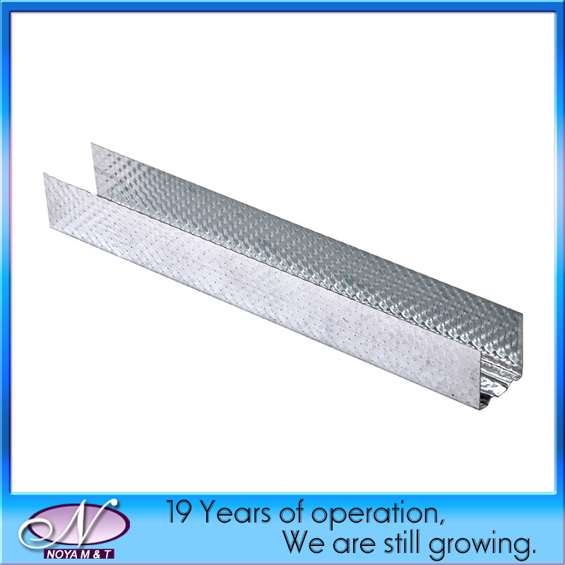 Interior Wall Partition and Suspended Ceiling Metal Steel Profile