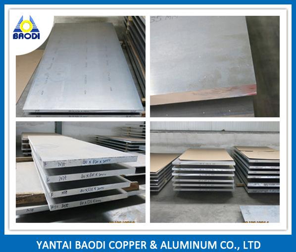 China Aluminum Thick Plate 7075 T6 T651 - China Aluminium Plates, Aluminum Plates