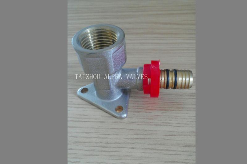 Fittings d 39 ottone pex al pex multilayer pipes a 7042 for Come collegare pex pipe al rame