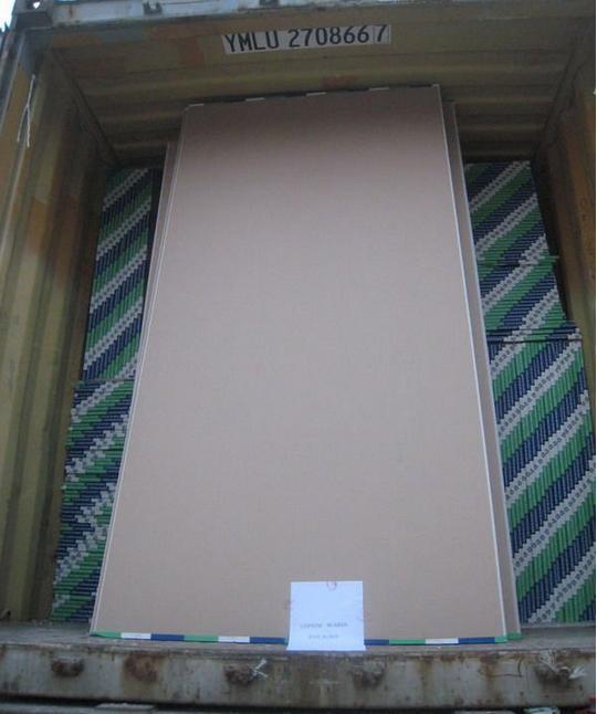 Vinyl Covered Drywall : Pvc vinilo laminado recubierto yeso techo de cartón