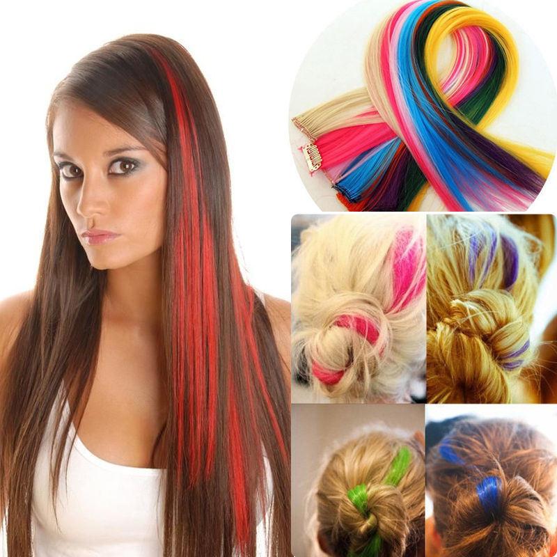 Как сделать свои волосы яркими